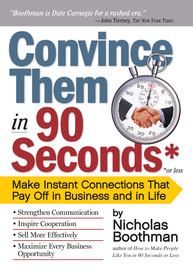 Convince Them in 90 Seconds or Less - cover