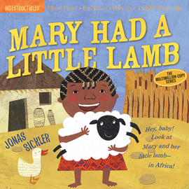 Indestructibles: Mary Had a Little Lamb - cover
