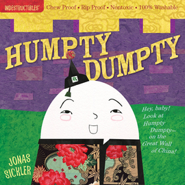 Indestructibles: Humpty Dumpty - cover