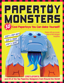 Papertoy Monsters - cover