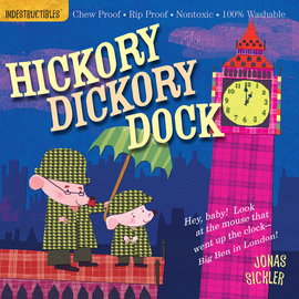 Indestructibles: Hickory Dickory Dock - cover