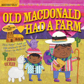 Indestructibles: Old MacDonald Had a Farm - cover