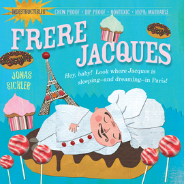 Indestructibles: Frere Jacques - cover