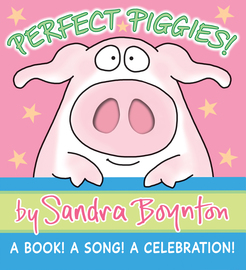 Perfect Piggies! - cover