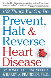 Prevent, Halt & Reverse Heart Disease - cover
