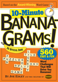 10-Minute Bananagrams! - cover