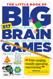 The Little Book of Big Brain Games - cover