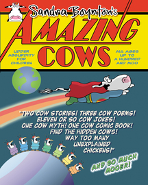 Amazing Cows - cover