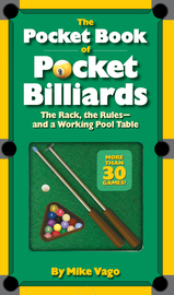 The Pocket Book of  Pocket Billiards - cover