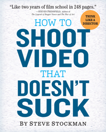 How to Shoot Video That Doesn't Suck - cover