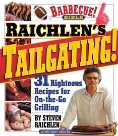 Raichlen's Tailgating! - cover