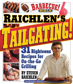 Raichlen's Tailgating! - cover