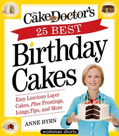 The Cake Mix Doctor's 25 Best Birthday Cakes - cover
