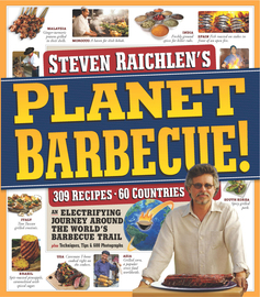 Planet Barbecue! - cover