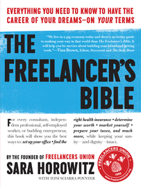 The Freelancer's Bible - cover