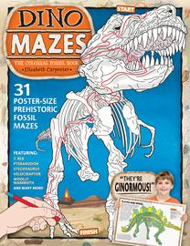 DinoMazes - cover