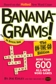Bananagrams: The On-the-Go Edition - cover