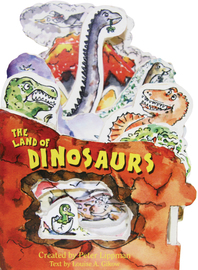 The Land of Dinosaurs - cover