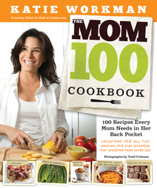 The Mom 100 Cookbook - cover