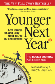 Younger Next Year Gift Set for Men - cover