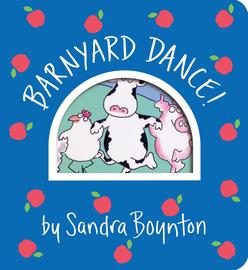 Barnyard Dance! (Lap Edition) - cover