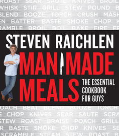 Man Made Meals - cover