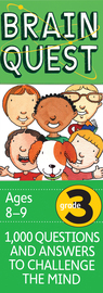 Brain Quest 3rd Grade Q&A Cards - cover