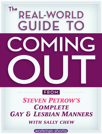 The Real-World Guide to Coming Out - cover