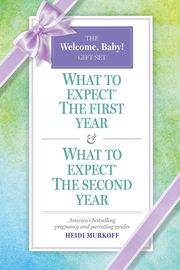 What to Expect: The Welcome, Baby Gift Set - cover