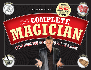 The Complete Magician - cover
