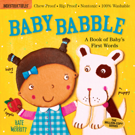 Indestructibles: Baby Babble - cover