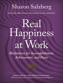 Real Happiness at Work - cover