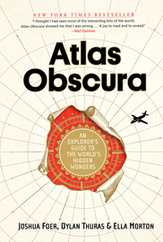 Atlas Obscura - cover