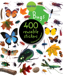 Eyelike Stickers: Bugs - cover