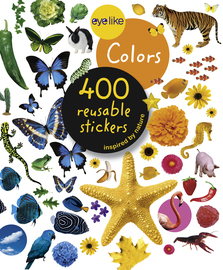 Eyelike Stickers: Colors - cover