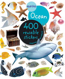 Eyelike Stickers: Ocean - cover