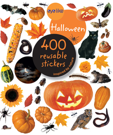 Eyelike Stickers: Halloween - cover
