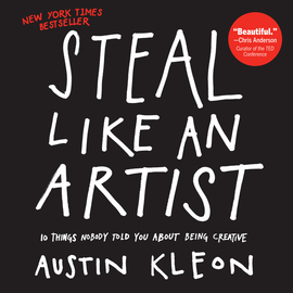 Steal Like an Artist - cover