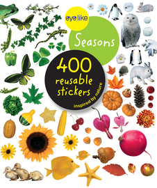 Eyelike Stickers: Seasons - cover