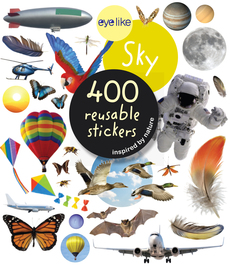 Eyelike Stickers: Sky - cover