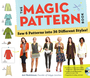 The Magic Pattern Book - cover