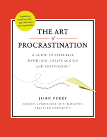 The Art of Procrastination - cover