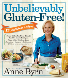 Unbelievably Gluten-Free  - cover