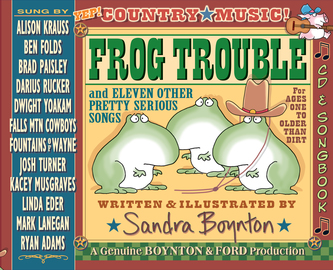 Frog Trouble - cover