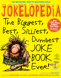 Jokelopedia, Third Edition - cover