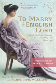 To Marry an English Lord - cover