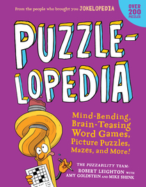 Puzzlelopedia - cover