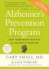 The Alzheimer's Prevention Program - cover