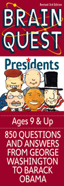 Brain Quest Presidents - cover