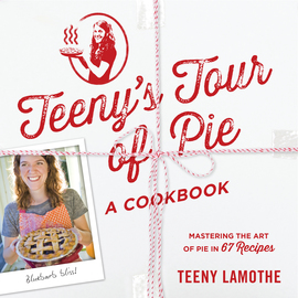 Teeny's Tour of Pie - cover